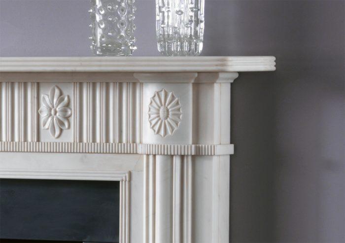 Chesneys Nash fireplace