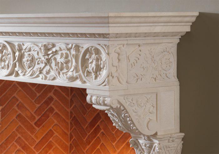 Chesneys Fiorenza fireplace