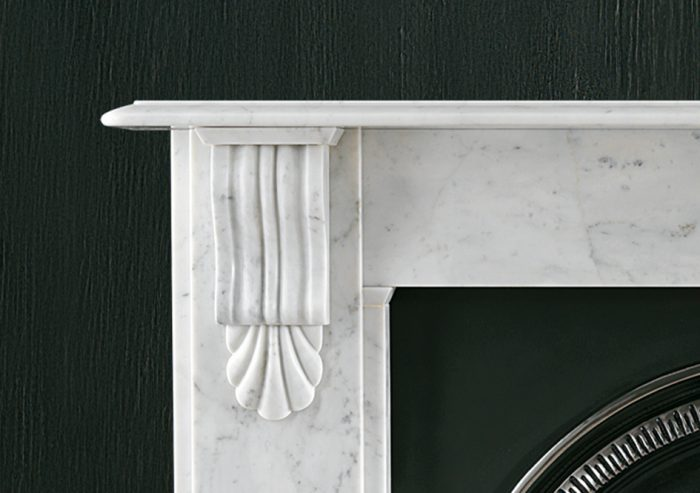 Chesneys Victorian Corbel fireplace