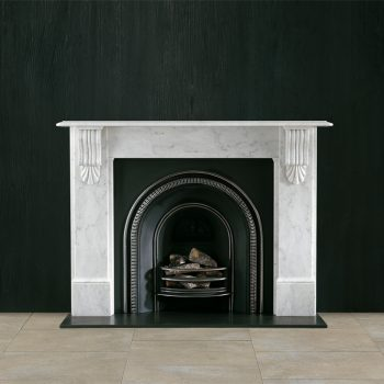 Chesneys Victorian Corbel fireplace with Britton No 3 register grate
