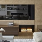 Decoflame Bioethanol Fire Denver Basic E-Ribbon Fire Detail 2