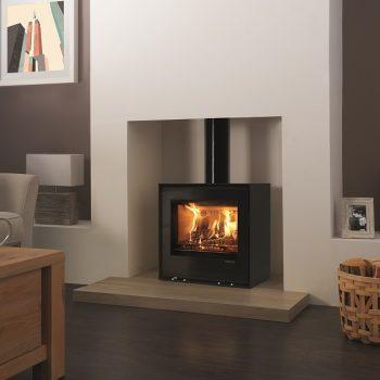 Stovax & Gazco Elise 540 Freestanding wood burning or multi-fuel stove