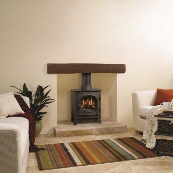 Stovax & Gazco Stockton 5 gas stove
