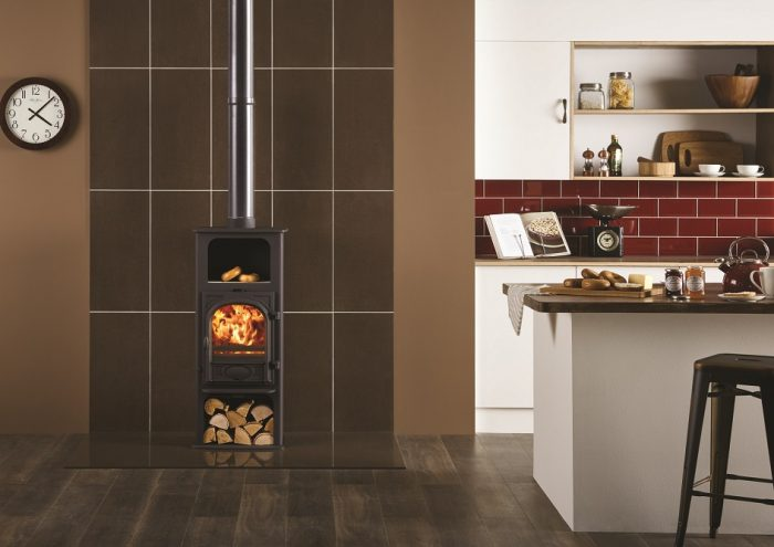 Stockton wood burning multi fuel and gas stoves 5