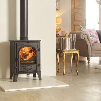 Stovax & Gazco Stockton 6 wood burning stove