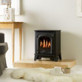 Stovax & Gazco Stockton2 Small gas stove