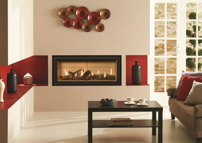 Stovax Gazco Studio 2 gas fire Edge 945