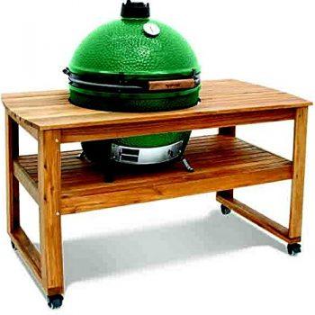 Big Green Egg Table Acacia Extra Large XL main