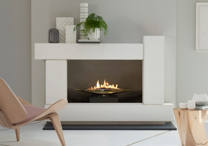 Chesneys Butler fireplace by Kelly Hoppen