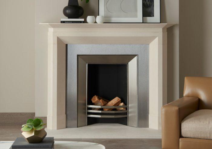Chesneys Dylan fireplace by Kelly Hoppen