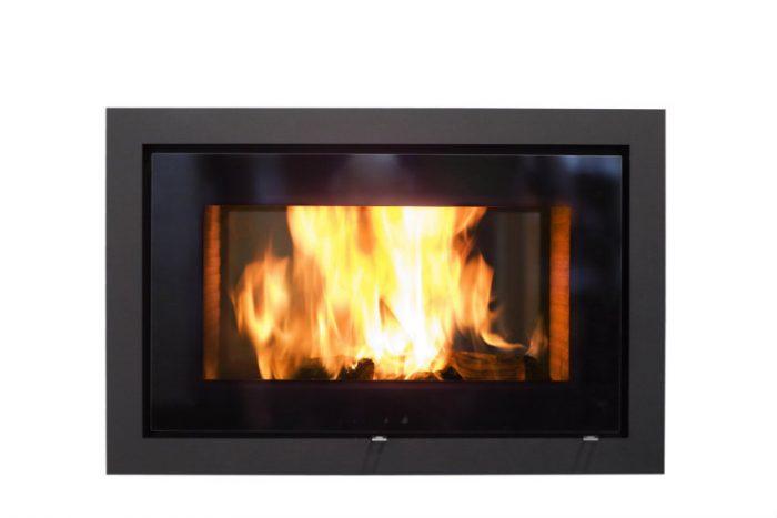 Rais 2:1 product wood burning stove insert