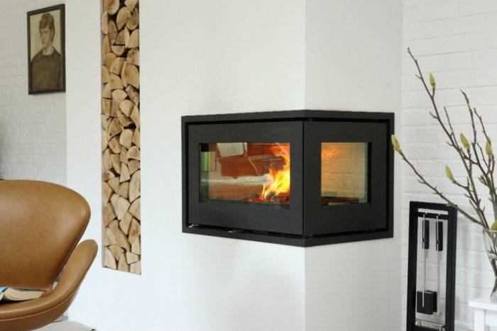 RAIS 500 (2) wood burning stove