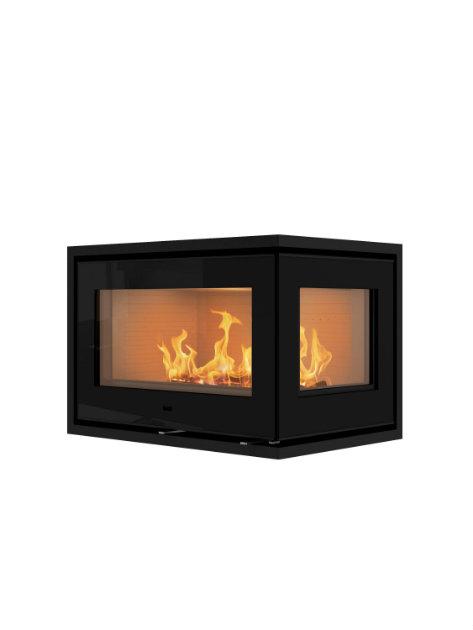 Rais 500-2 product wood burning stove insert