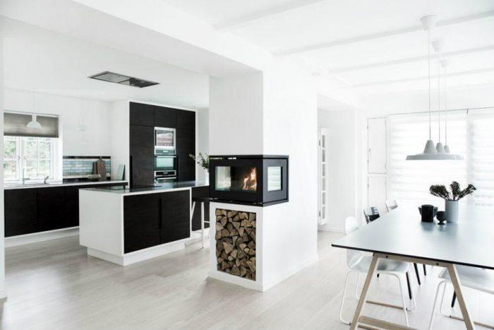 RAIS 500 (3) wood burning stove