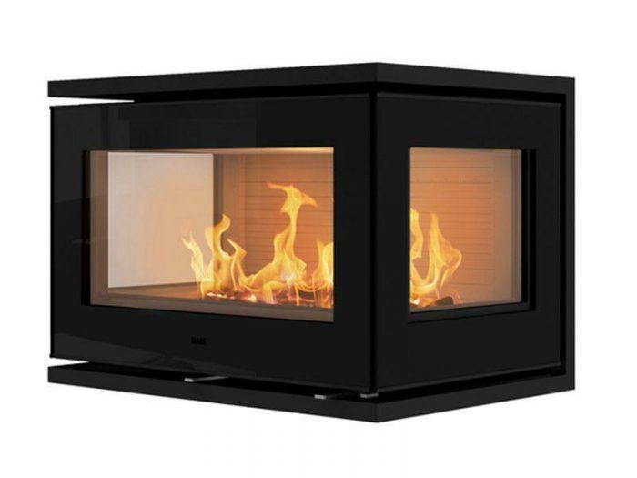 Rais 500-3 product wood burning stove insert
