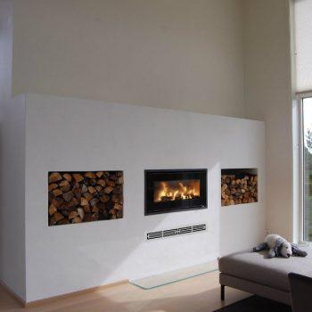 RAIS 900 wood burning stove