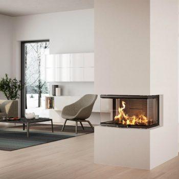 RAIS Visio 3 wood burning stove
