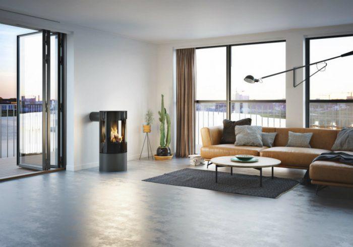 Rais Viva L 100 interior gas stove