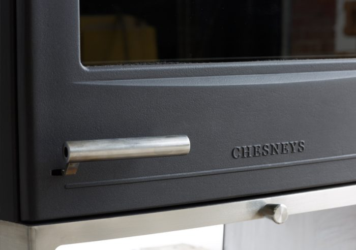 Chesneys HEAT Collection BBQ barbeque heater 600 detail 2