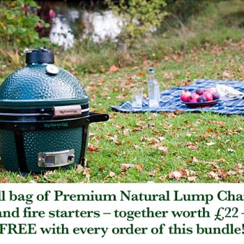 Big Green Egg MiniMax bundle v4