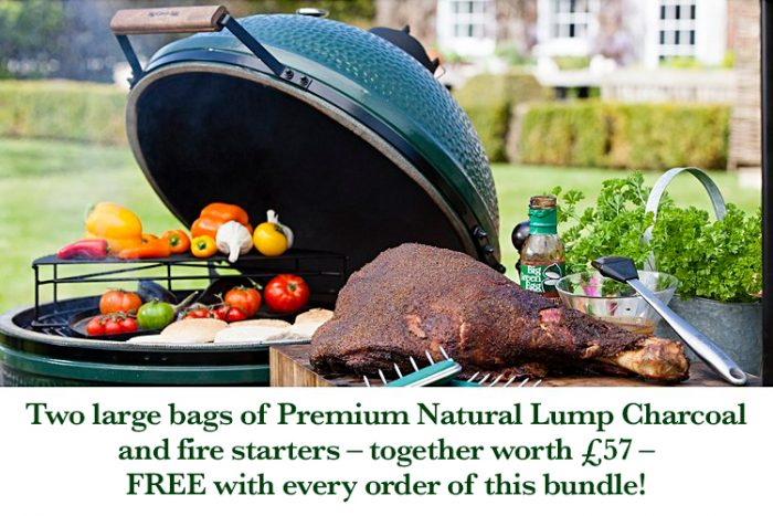 Big Green Egg XL with table bundle V5