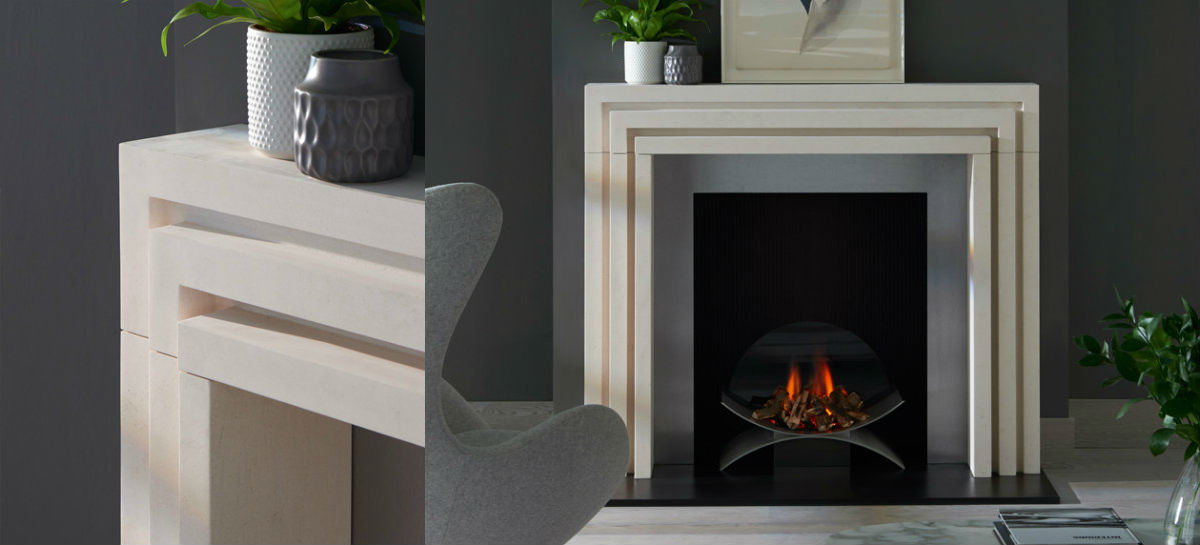 New Chesneys fireplace collection designed by Kelly Hoppen released