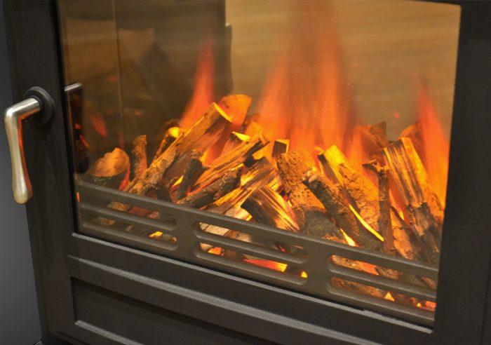 The Salisbury Electric Stove – The Fireplace Company, Crowborough, 2
