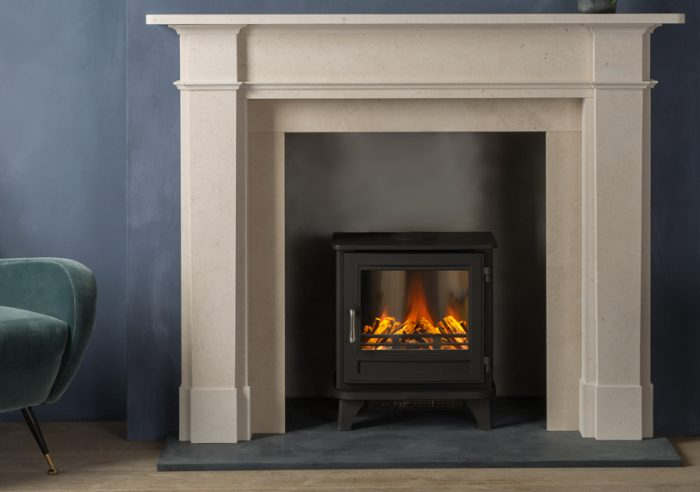 The Salisbury Electric Stove – The Fireplace Company, Crowborough, 3