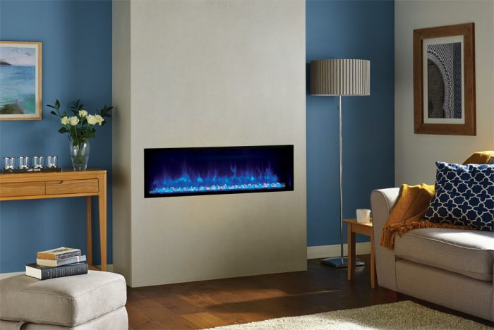 Stovax & Gazco Radiance Inset Edge 105W electric fire