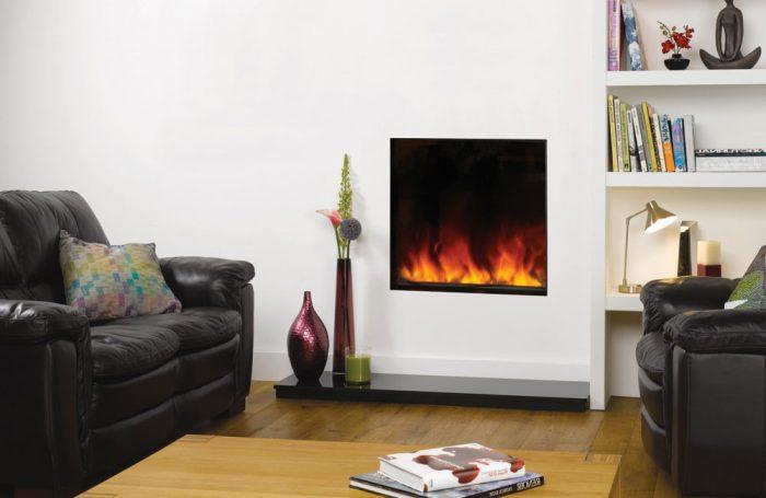 Stovax & Gazco Riva2 inset 55 electric fire