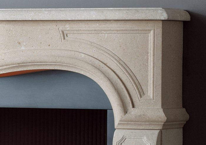 Chesneys Sorbonne fireplace