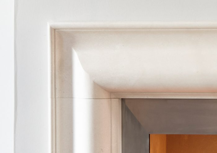 Chesneys Kent Bolection fireplace