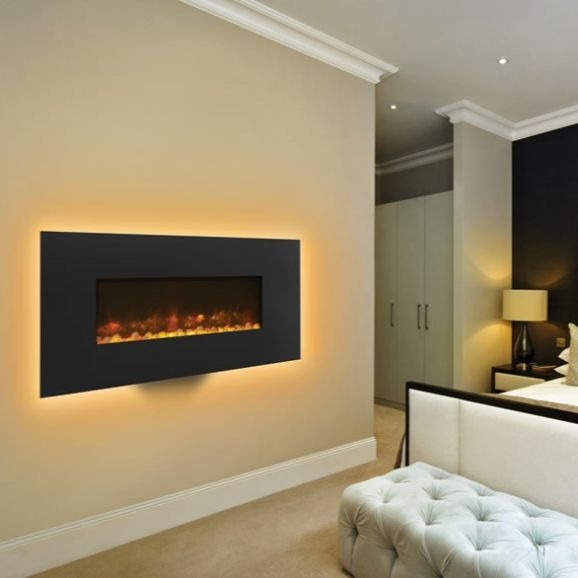 Radiance electric fires brand range page