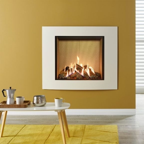 Reflex 75T gas fires brand range page