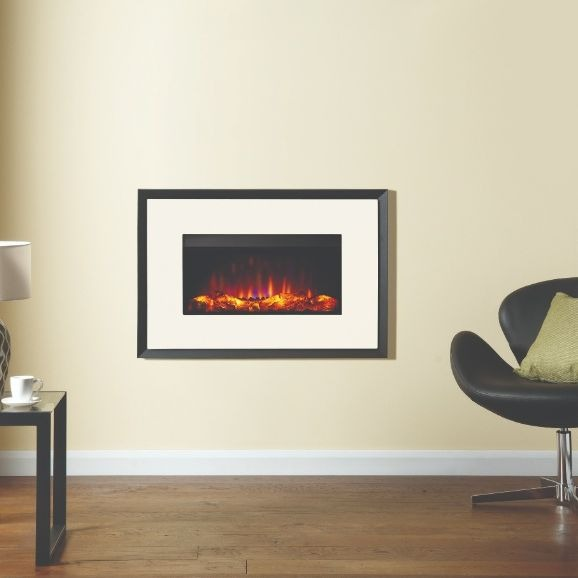 Riva2 electric fires brand range page