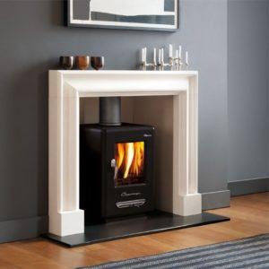 Alpine stoves brand logo