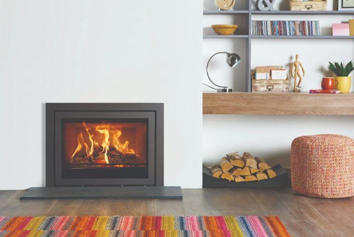 Stovax & Gazco Elise Profil 850 wood burning stove