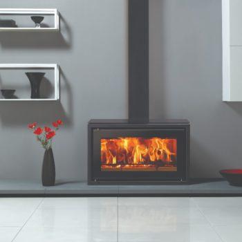 Stovax & Gazco Studio 1 Freestanding wood burning stove