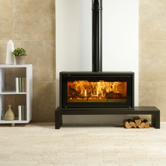 Studio Freestanding wood burning stoves brand page